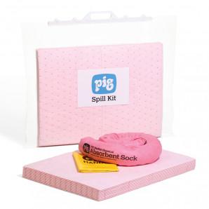 PIG® 15 L Chemikalien Notfallkit in einer Clip-Tasche