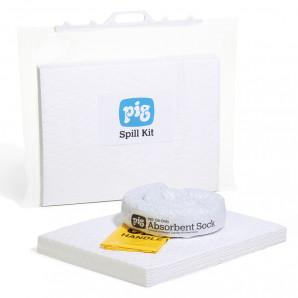 PIG® 15 L Oil-Only Notfallkit in einer Clip-Tasche