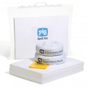 PIG® 30 L Oil-Only Notfallkit in einer Clip-Tasche