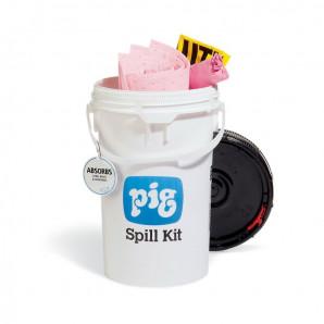 PIG® HazMat Notfalleimer