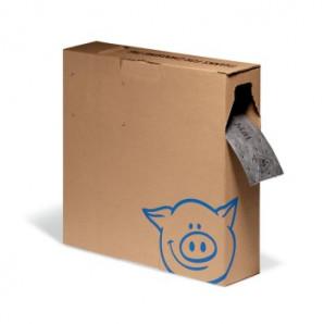 PIG® Saugmattenrollen in Ausgabekarton