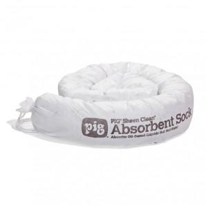 PIG Sheen Clean-Oil-Only-Saugstrümpfe