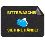 PIG® Grippy® Waschen Sie Ihre Hände Bodenschild