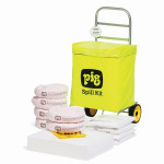 PIG® Oil-Only Trolley-Wagen Notfall-Kit