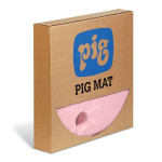 PIG® HazMat Fassdeckel-Absorptionsmatten – Heavy-Weight